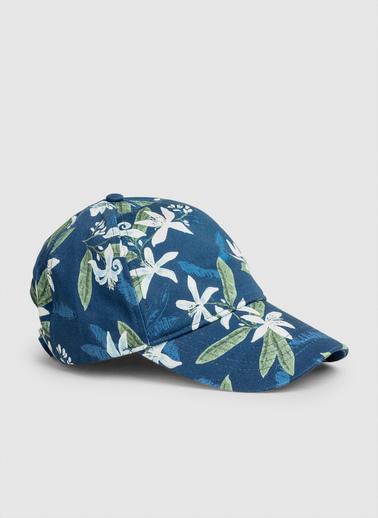 Gant Şapka Mavi